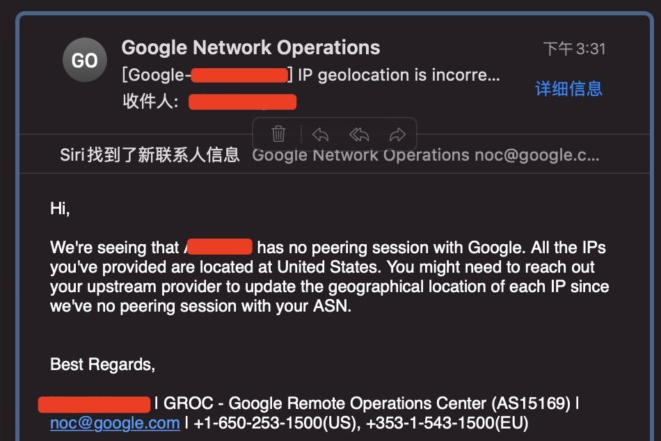 alt 来自Google 的回复